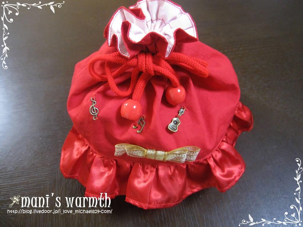 アバローのプリンセスエレナモード『弁当箱入れ』巾着袋②
