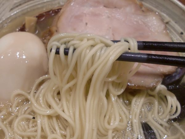 一郎@銀座・20170226・麺