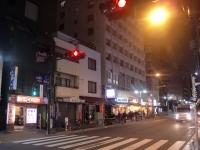 味噌蔵@東新宿・20170302・交差点