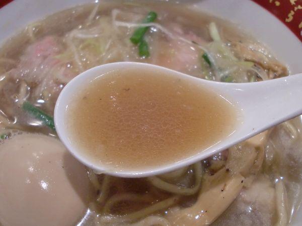 ふるめん@六本木一丁目・20170314・スープ