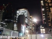 鈴木飯店@新日本橋・20170316・交差点