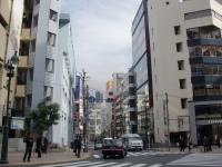 ちっちょ@渋谷・20170401・交差点