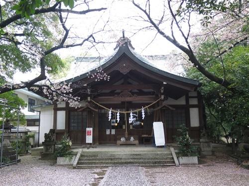 萱津神社2