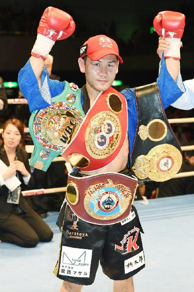 高山選手引退で福原辰弥が正規王者!! 村田、比嘉、拳四郎の世界戦決定