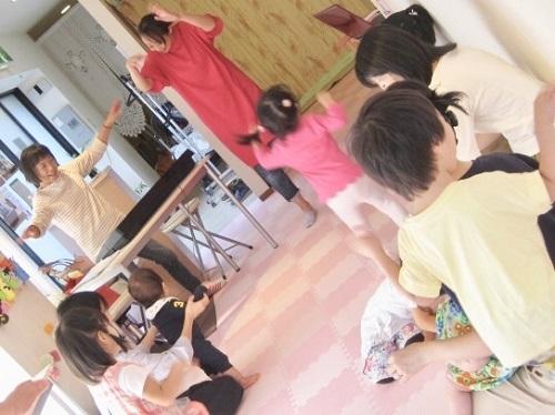 2019年10月リトミック&看護師さんおしえて!!