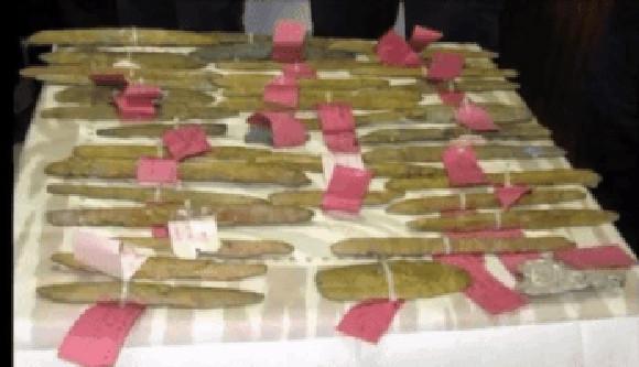 【真鍮だった】イタリアのシチリア島で伝説の金属とされる「オリハルコン」が続々と回収される…幻のアトランティスの遺物か?