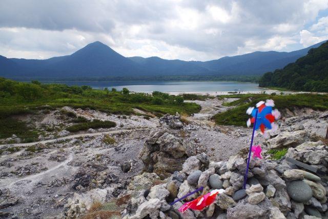 【社会】日本三大霊場の一つ「恐山」が半年ぶりに山開き…本当は世界でも最高の品質を誇る「金の鉱脈」だって知ってた?