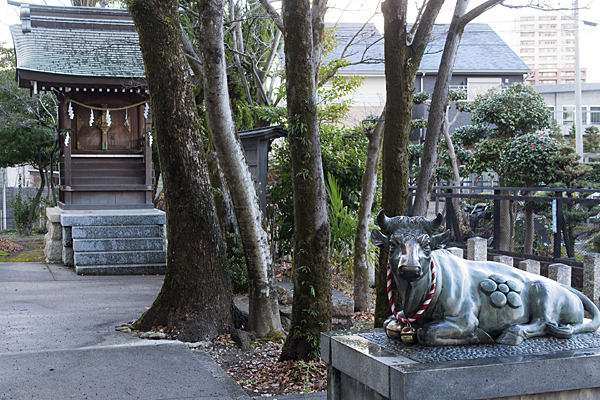 六所社天神社