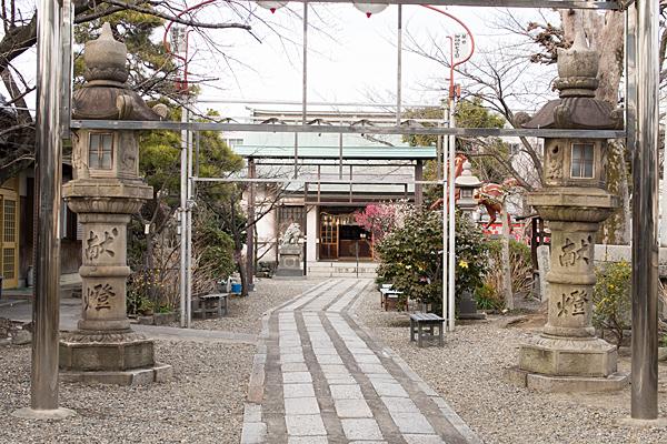 榎白山神社