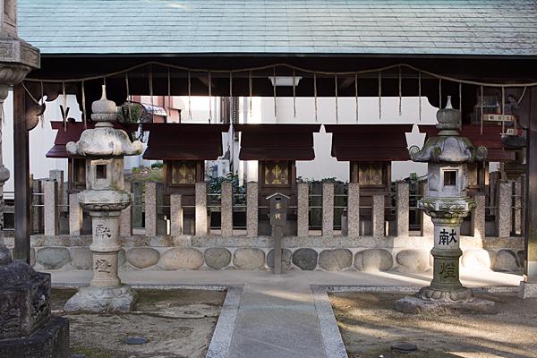 大井神社境内社