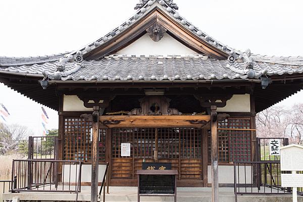 蛇池神社拝殿
