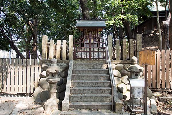 桜神明社境内社の秋葉神社