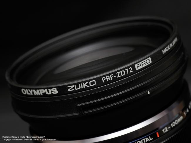 OLYMPUS ZUIKO PRF-ZD72 PRO