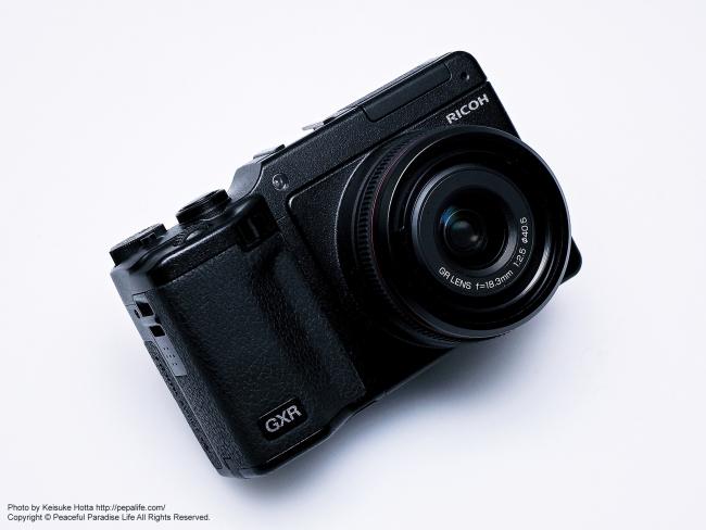 RICOH GXR + GR LENS A12 28mm F2.5