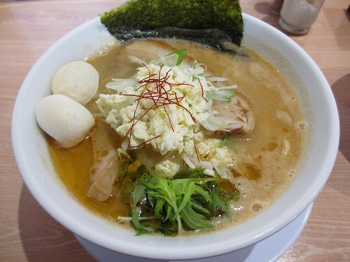 麺や来味弁天 オマールエビ味噌ラーメン