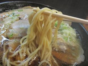 第一旭 旭ラーメン 麺