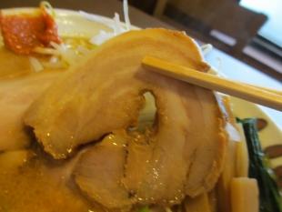 樹よし 生姜味噌ラーメン チャーシュー