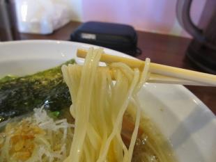 真登 薫る塩 麺