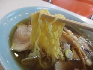 利久堂 チャーシュー麺 麺