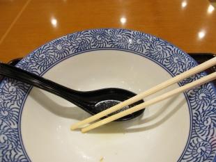 ふじのイオン南 中華ソバ 空丼