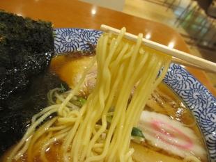 ふじのイオン南 中華ソバ 麺