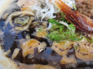 愛心 海老寿久担々麺 スープ