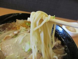 新潟ラーメン第一旭 ラーメン 麺