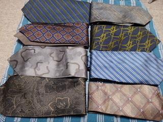 ネクタイバッグ5つめのネクタイ