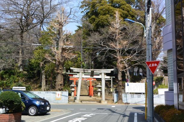 高松八幡神社①