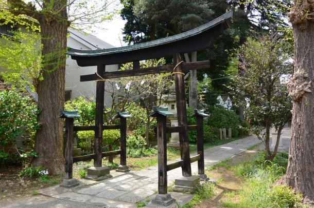 田端神社②