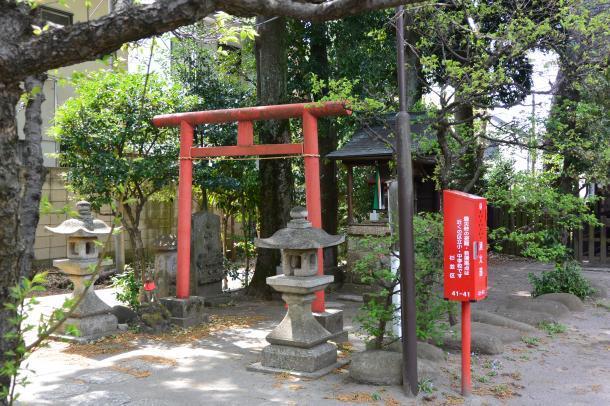 田端神社④