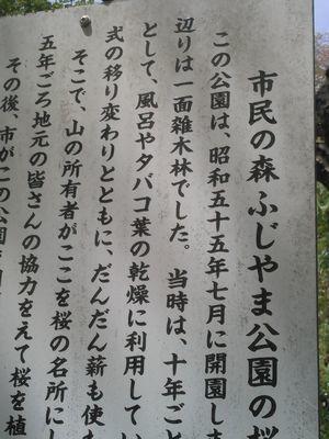 ふじやま公園