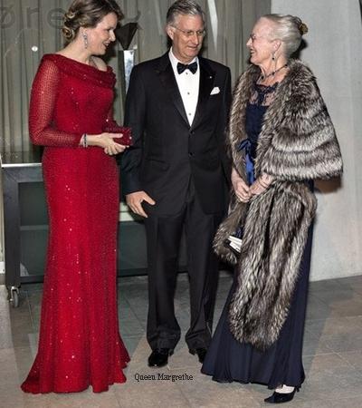 デンマーク王室:悪趣味止まずの...