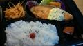 鮭のムニエルタルタルソース