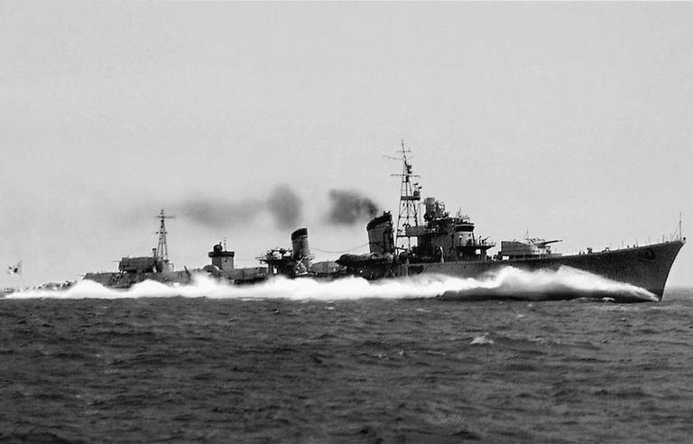 高速駆逐艦 島風