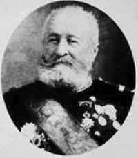 陸軍大臣時のシャルル・シャノワーヌ