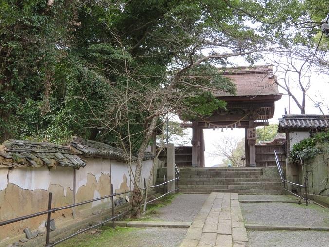 賀茂神社 四脚門