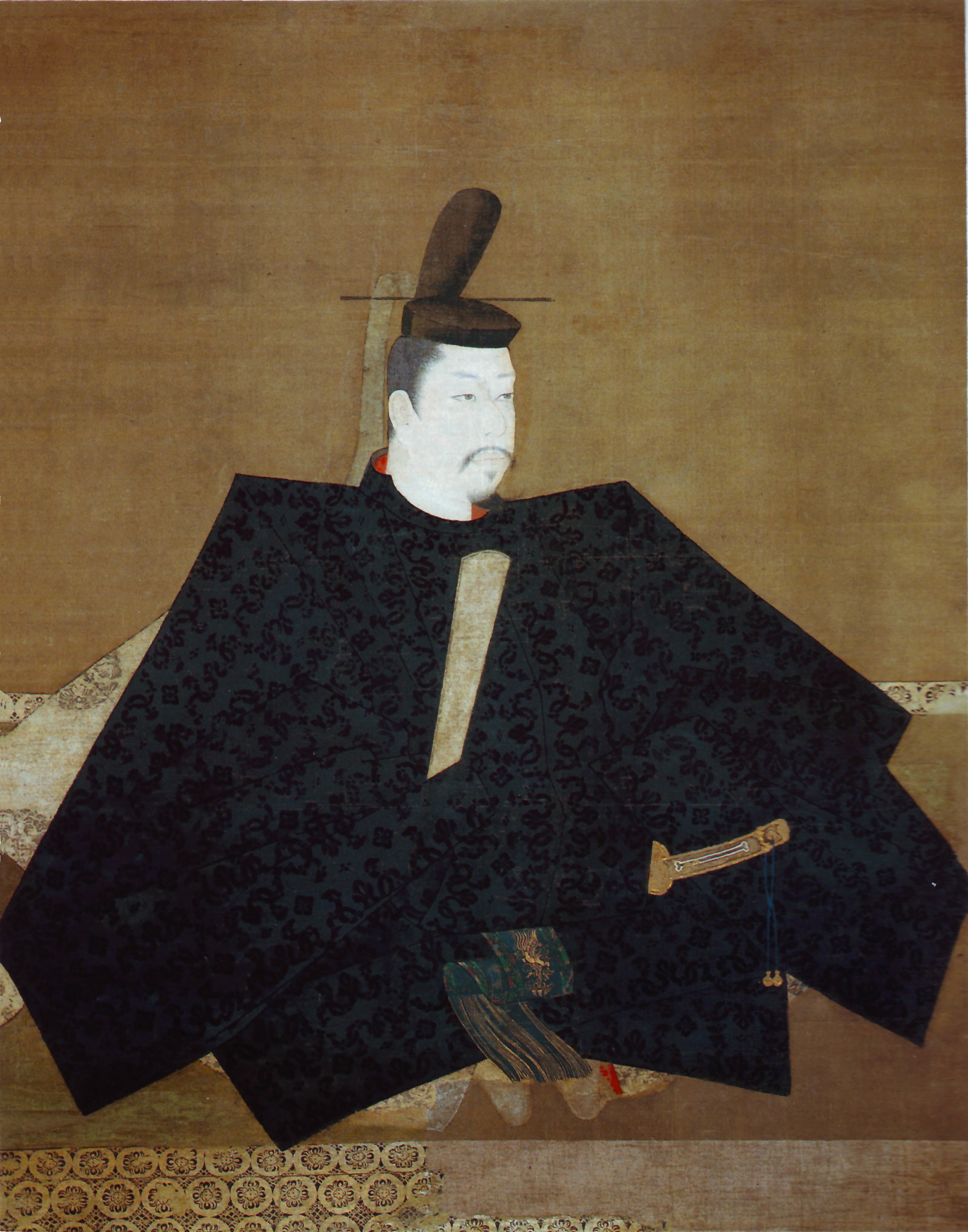 源頼朝像(神護寺蔵)