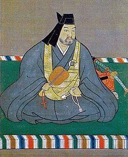 上杉謙信像(上杉神社蔵)