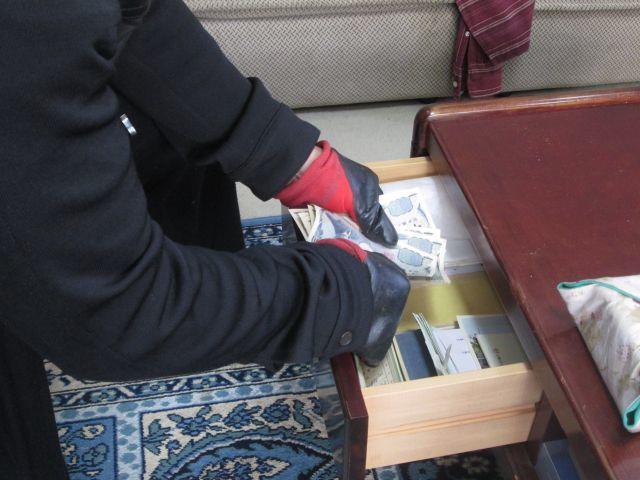 「住民登録」し、所得200万円を「確定申告」した律儀な泥棒がいた?