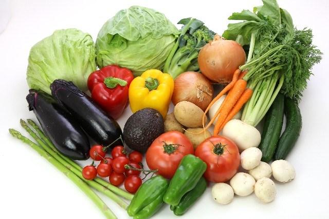 いろいろな 野菜