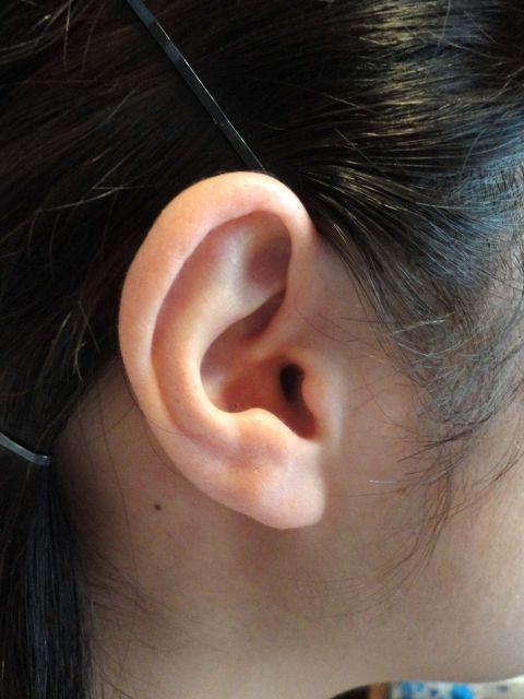耳たぶの形が意味するものは?