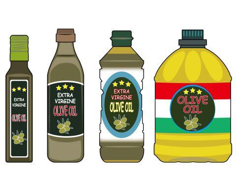 食用油は液体なのに、グラム表示なのは何故?