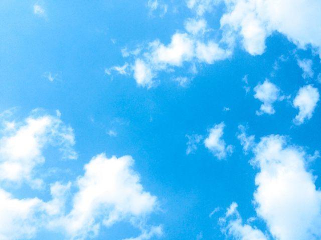 空は何故丸く見える?-目の錯覚だった