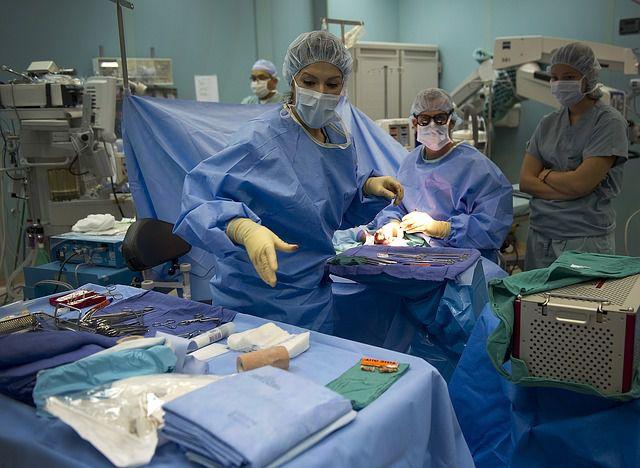 """病院の手術室には、こんな""""仕掛け""""が隠されていた?"""