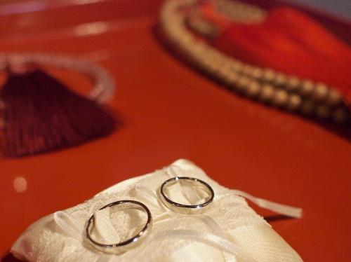 久林寺仏前結婚式007