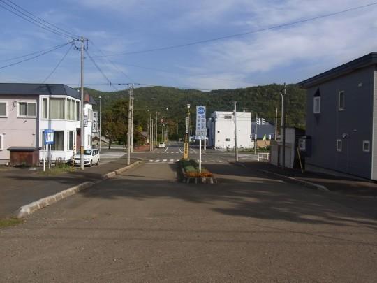 冬音のどーでもいい日記 モチーフは芦別岳 (根室本線・山部駅)