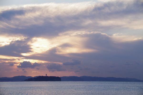2017/02/28 今日の湘南 茅ヶ崎の海