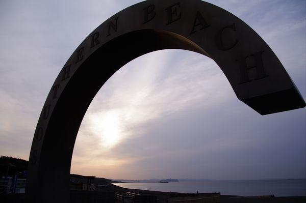 2017/03/31 今日の湘南 茅ヶ崎の海