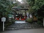 女性の、潜在意識、阿頼耶識に共感される西の野宮神社さん